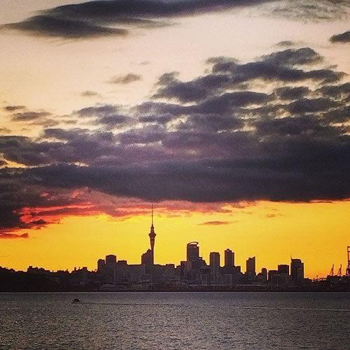 Aucland New Zealand - emigration